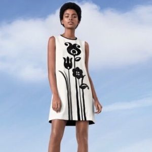 Victoria Beckham for Target Black/White Dress